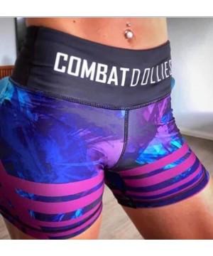 Combat Dollies Suzie Fitness Shorts