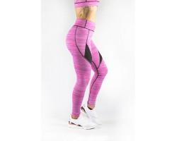 Combat Dollies Pink Pocket Fitness Leggings