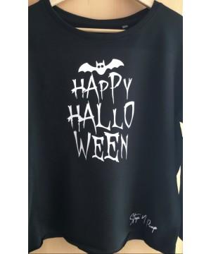 Step n Pump Essentials Black Luxe Halloween Top