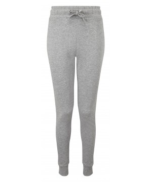 Step n Pump Essentials Slim Fit Heather Grey Tapered Joggers
