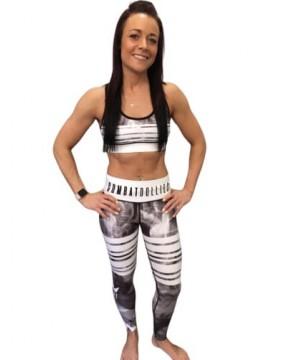 Combat Dollies Smoking Fitness Legging