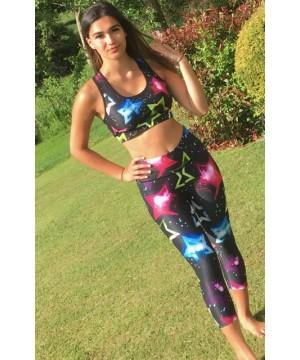 Combat Dollies Exclusive Star Fitness Capris