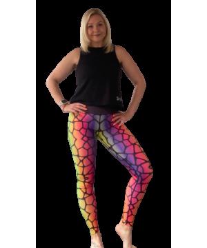 Combat Dollies Exclusive Mirror Fitness Leggings