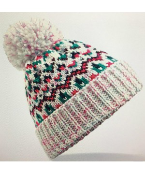 Step n Pump Essentials Sherbert Dip Bobble Beanie