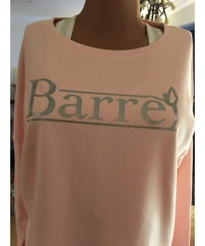 Step n Pump Essentials Luxe Baby Pink- Silver  Barre Top