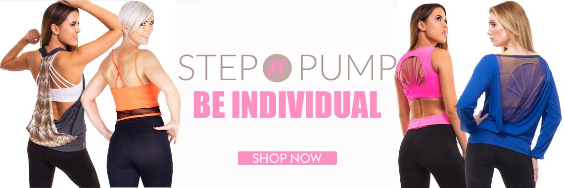 StepNPump Originals