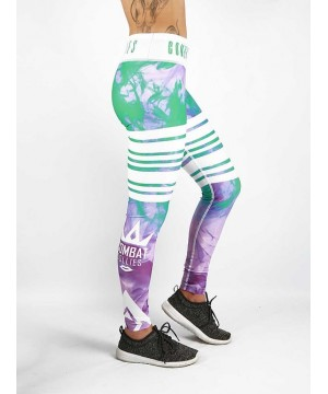 Combat Dollies Smoking Candy Fitness Leggings