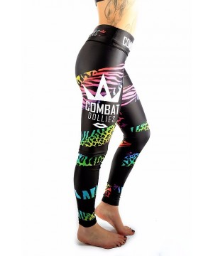 Combat Dollies Multi-Print Fitness Leggings