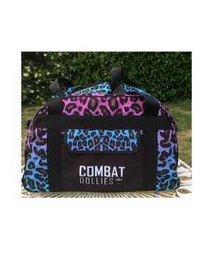 Combat Dollies Fuchsia Fall Bag