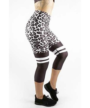 Combat Dollies Snow Leopard Capri