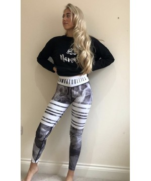 Combat Dollies Smoking Fitness Legging