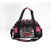 Combat Dollies Wild Pinks Sports Bag