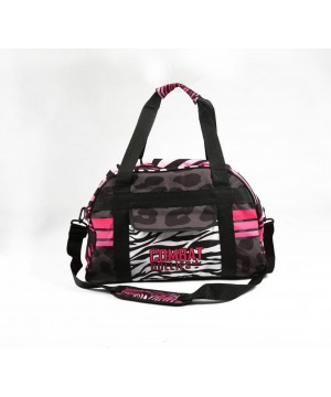 Combat Dollies Wild Pinks Sports Bag