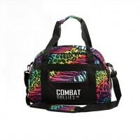 Combat Dollies Multi Print Sports Bag