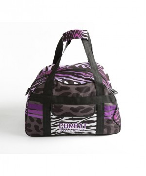 Combat Dollies Wild Purple Sports Bag