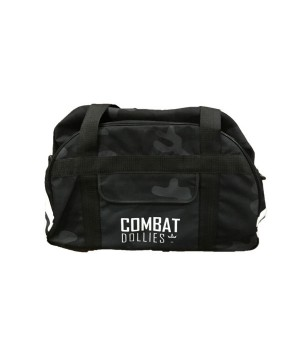 Combat Dollies Black Camo Sports Bag