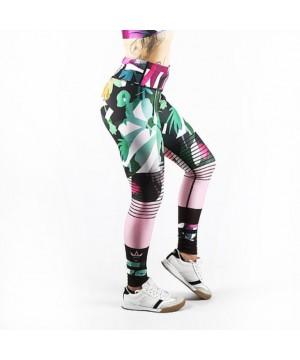 Combat Dollies Botanic Fitness Leggings