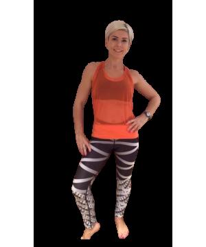 Combat Dollies Carbon Steel Fitness Leggings