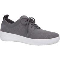 Fitflop F-SPORTY ÜBERKNIT™ Sneakers Charcoal/Metallic