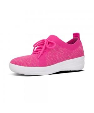 Fitflop F-SPORTY ÜBERKNIT™ Knit Sneakers Fuchsia