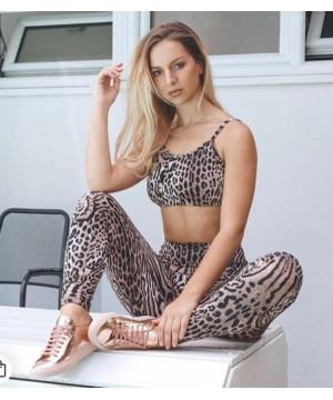 Posto9 Gisele Lnyx Leopard Leggings