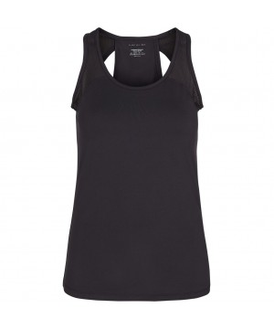 Pure Lime 2126 Basic Tank - Black