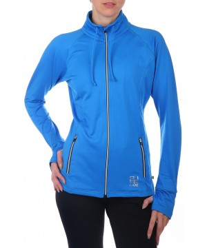 Pure Lime 4194  Athletic Jacket Diva Blue