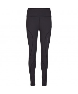 Pure Lime 5745 Performance Leggings - Black
