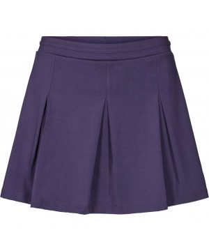 Pure Lime 7118 Box Pleat Skort - Eclipse Navy