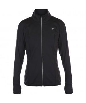 Pure Lime 4194  Athletic Jacket Black