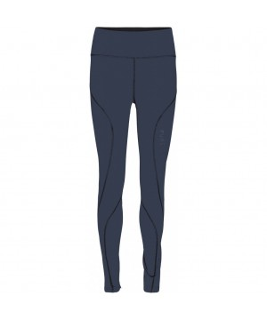 Pure Lime 5745 Performance Leggings - Dress Blue