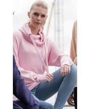 Step n Pump Essentials Cosy Hoodie - Baby Pink