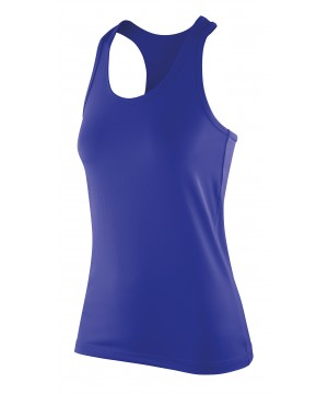 Step n Pump Essentials Racer Back Vest