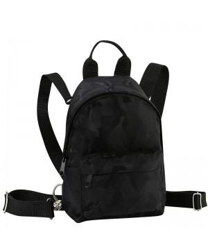 Step n Pump Essentials Mini Black Camo Backpack