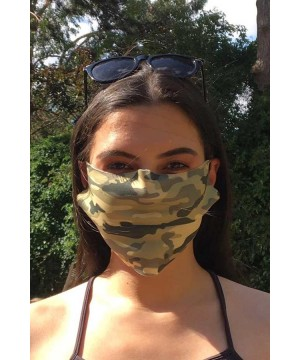 Step n pump Essentials Camouflage Face Covering