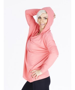 Step n Pump SP329 Loose Cover Up Hoodie