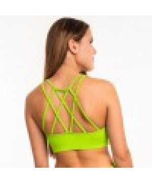 Step n Pump SP280 Strappy Crop Top