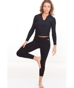 Step n Pump SP105 Flat Band Waist Leggings