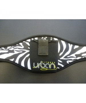 Urban Fitness Mic Belt - Zebra