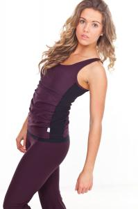Step n Pump SP325 Ruched Vest