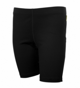Pure Lime 5103 Sports Shorts Black