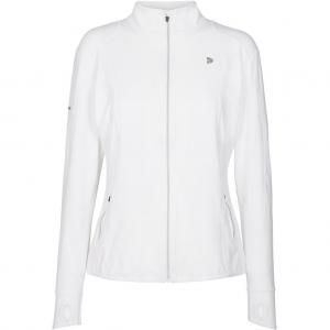 Pure Lime 4194 Athletic Jacket White