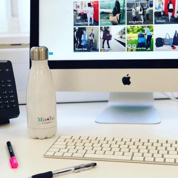 Mia Tui Water 500ml Water Bottle