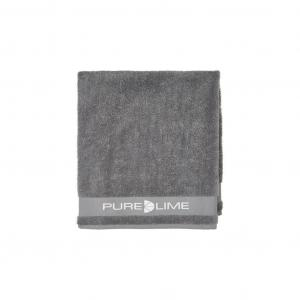 Pure Lime 9118 Sweat Towel - Charcoal