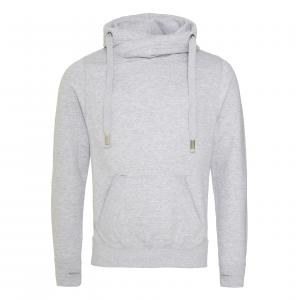 Step n Pump Essentials Cosy Hoodie - Heather Grey