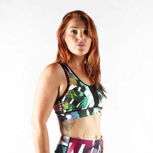 Combat Dollies Botanic Sports Bra