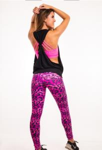 Step n Pump SP296  Tabard Dance Top.